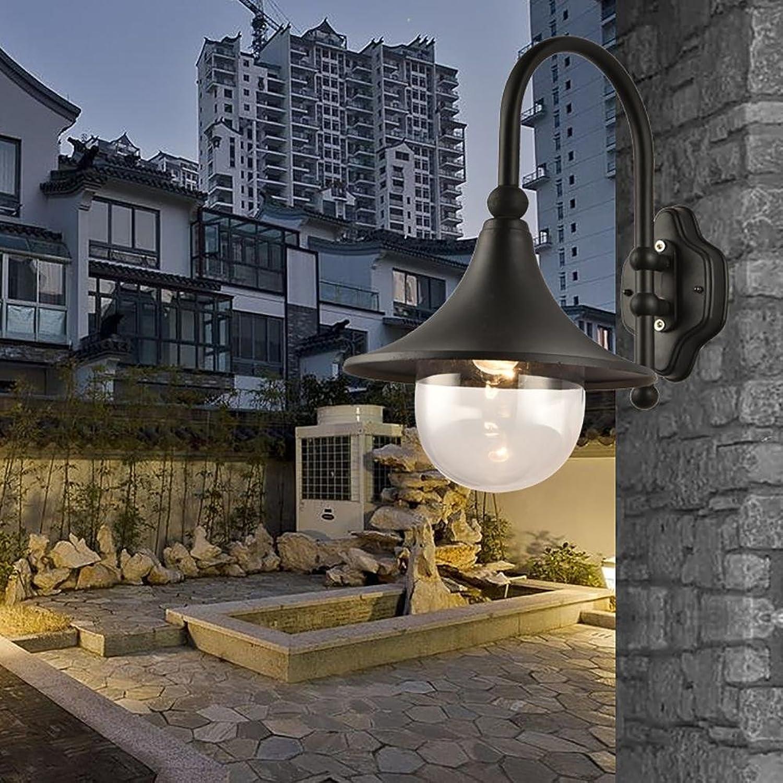 Wandlampe Europische Horn Wandleuchte Villa Treppe Gang Wand LED-Leuchten