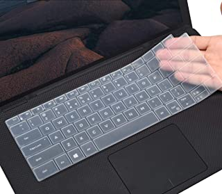 CaseBuy Keyboard Cover for New Dell XPS 15 9500 15.6 Laptop/New XPS 17 9700 17 inch Laptop, Dell XPS 15 9500 Accessories, ...