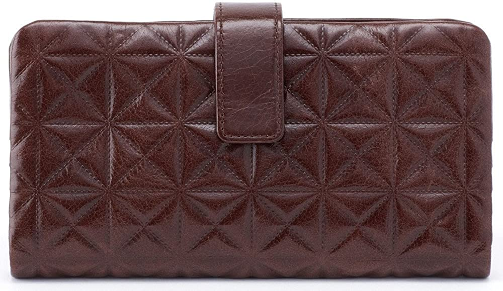 Hobo Issy Embossed Ruby One Size