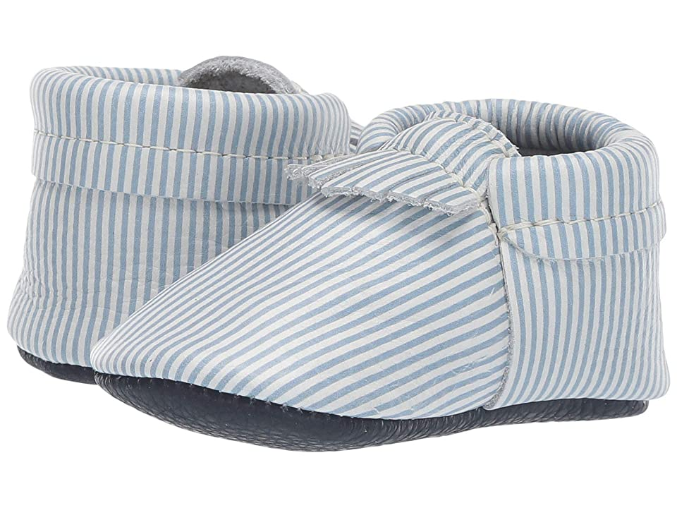 Freshly Picked Soft Sole City Moccasins Classy Gents (Infant/Toddler) (Dapper Dandy) Boys Shoes