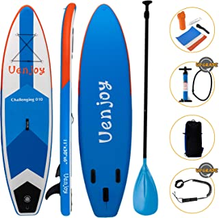 Best inflatable paddle board weight limit Reviews