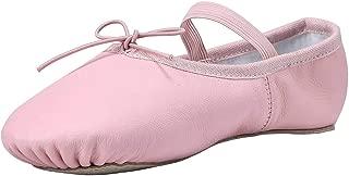 Linodes Leather Ballet Shoes/Ballet Shippers/Dance Shoes (Toddler/Little/Big Kid/Women)