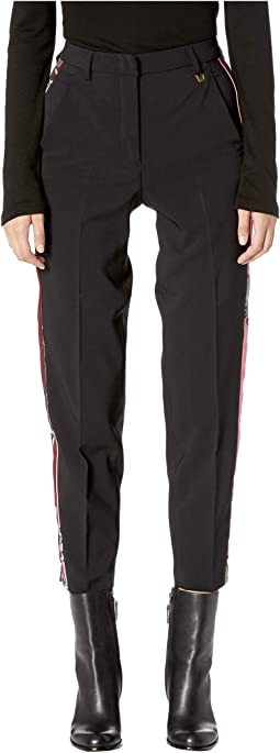 Trousers w/ Side Stripe