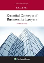 Essential Concepts of Business for Lawyers (Aspen Coursebook Series) (English Edition)