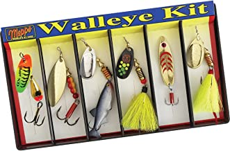 Best good fishing lures for walleye Reviews