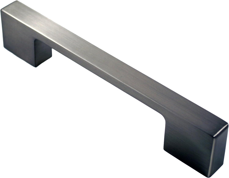 Residential Essentials 10348SN Pull, 6.25  x 0.5 , Satin Nickel