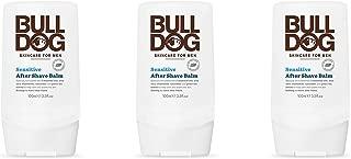 (3 PACK) - Bulldog Sensitive After Shave Balm   100ml   3 PACK - SUPER SAVER - SAVE MONEY