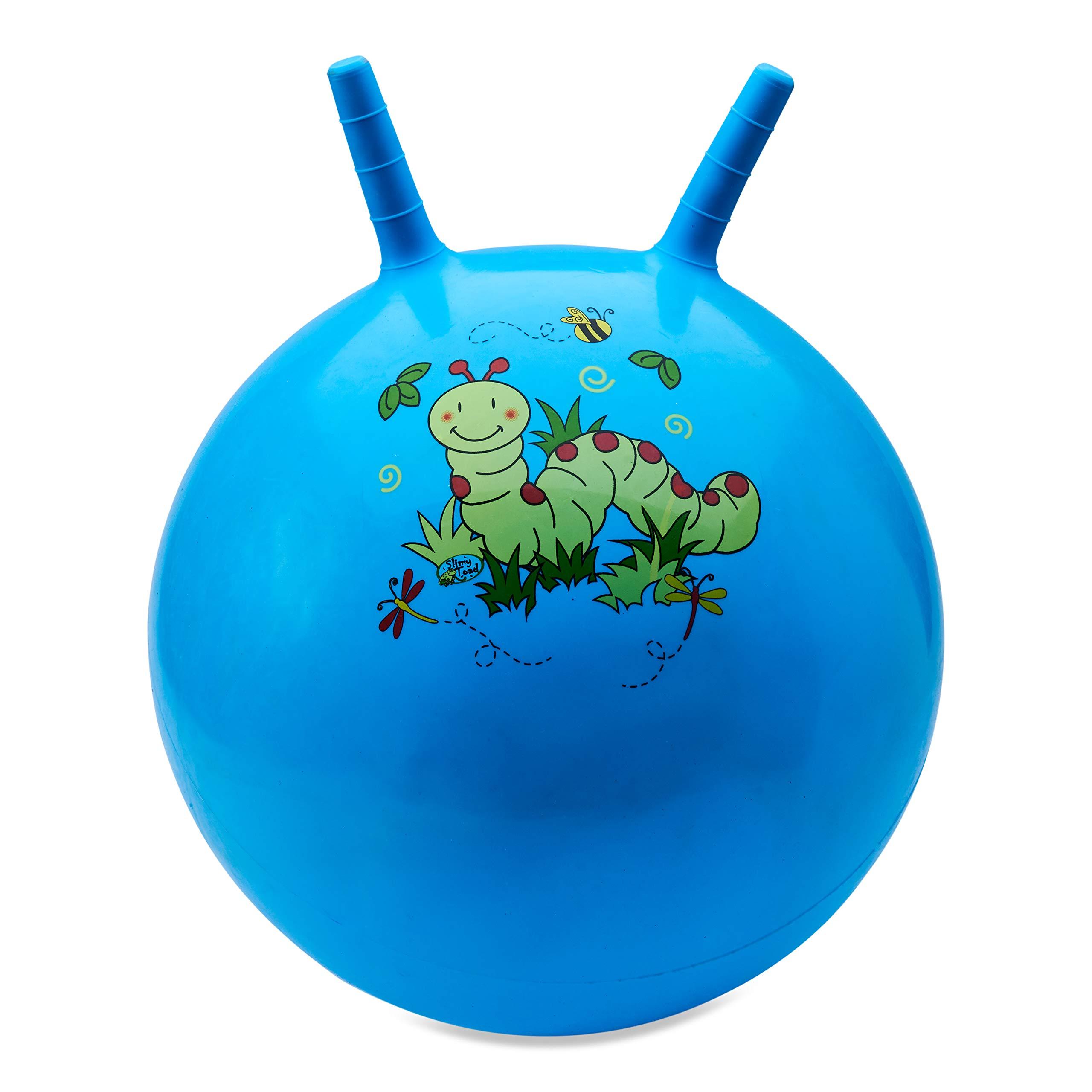 Slimy Toad - Pelota para Saltar con diseño de bichos para niños ...