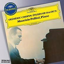 Chopin 24 Etudes Op.10 Op.25