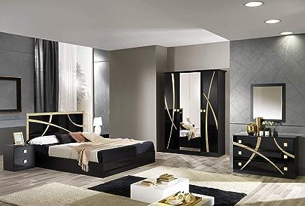 Amazon.fr : LIGNEMEUBLE - Chambre à coucher / Meubles ...