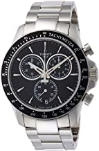 Tissot V8 T106.417.11.051.00 Black/Silver Stainless Steel Analog Quartz Men's Watch