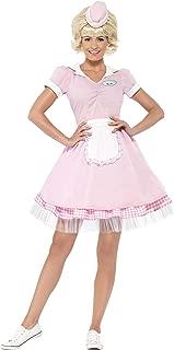 Smiffy's Women's 50's Diner Girl Costume
