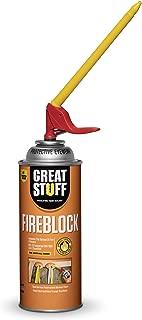 Great Stuff 99112831 Smart Dispenser Fireblock, Orange