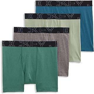 JOCKEY slips Hommes Boxer Shorts USA Originals cr.3xl NEUF.