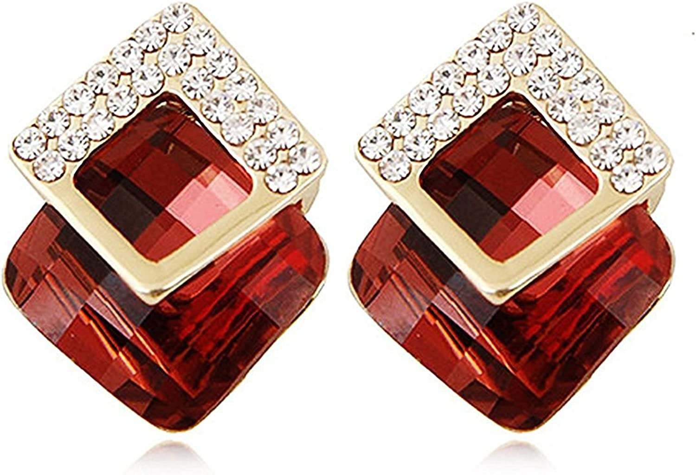YouBella earrings for women stylish Fancy Part Jewellery 着後レビューで 送料無料 安い 激安 プチプラ 高品質 Crystal