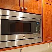ge jx827sfss 27 stainless steel deluxe microwave trim kit