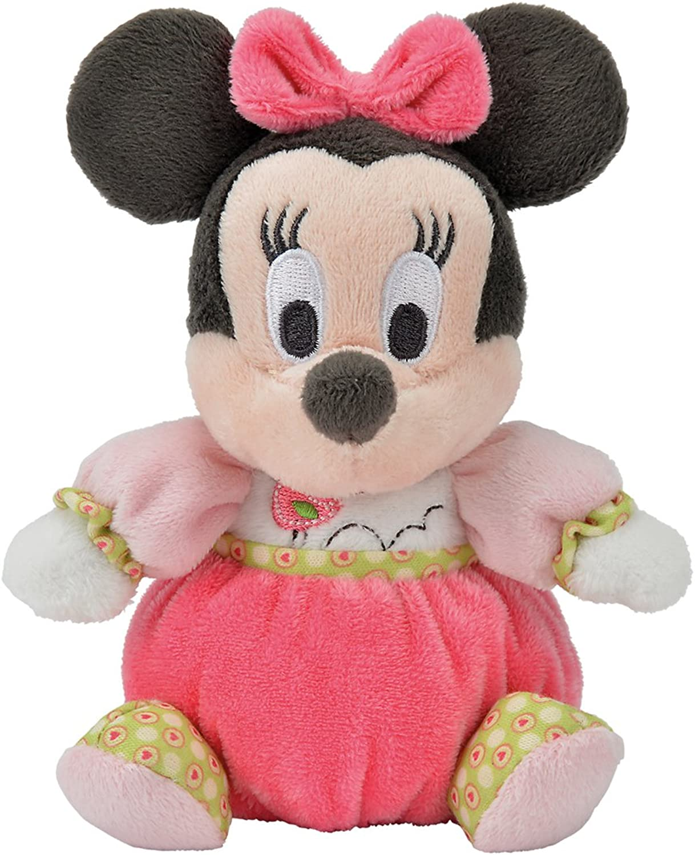 Disney 5873337 Minnie Pretty in Pink Soft Toy 15 cm