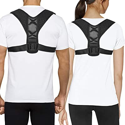 HAMACTIV Posture Corrector for Men and Women Co...