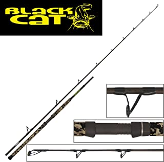 Fishing Tackle Max Tubertini FTM Black Cobra 4,80m 3tlg 25-40g 3303921 Weitwurfrute Distancerute Distance Forellenrute