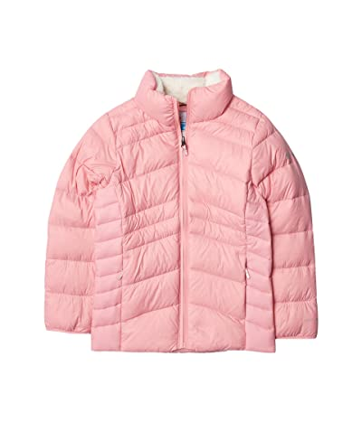 Columbia Kids Autumn Parktm Down Jacket (Little Kids/Big Kids) (Pink Orchid) Girl