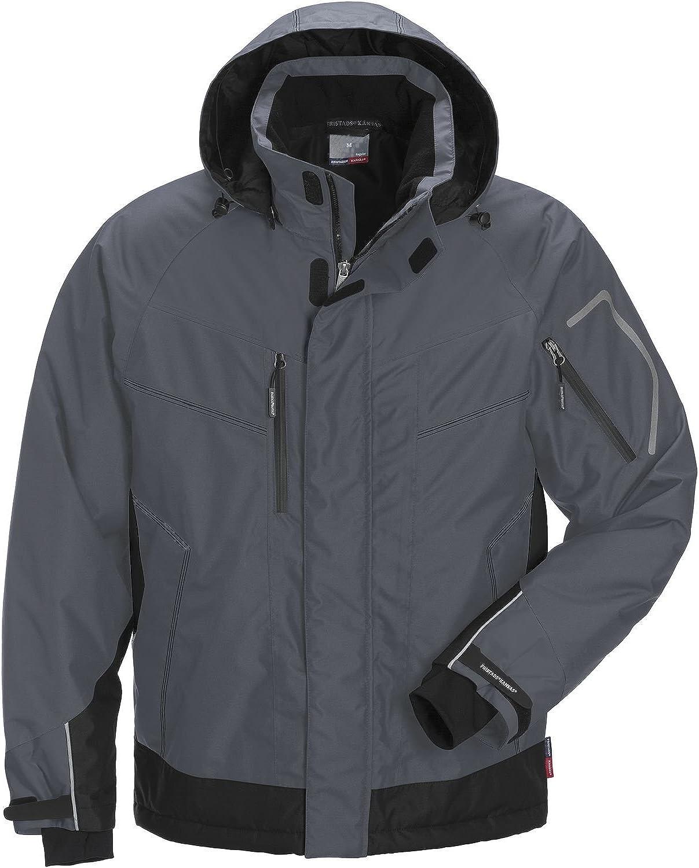 Fristads Kansas Workwear 115681 Airtech Winter Jacket Grey/Black XL