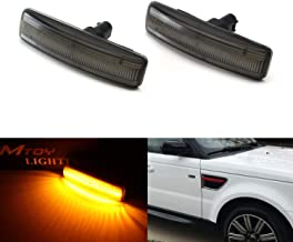 LR2 LR3 2006-2009 Range Rover Sport Amber Side Marker Light SET OF 2