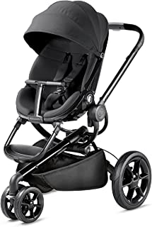Quinny 76609210 Moodd Stroller, Black Devotion