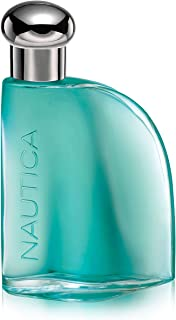 NAUTICA Classic Eau de Toilette Spray for Men, 100ml, Multi (NATCLAM0010002)