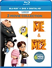 Despicable Me: 2-Movie Collection