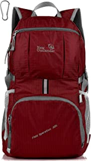 Packable Lightweight Travel Hiking Backpack Daypack