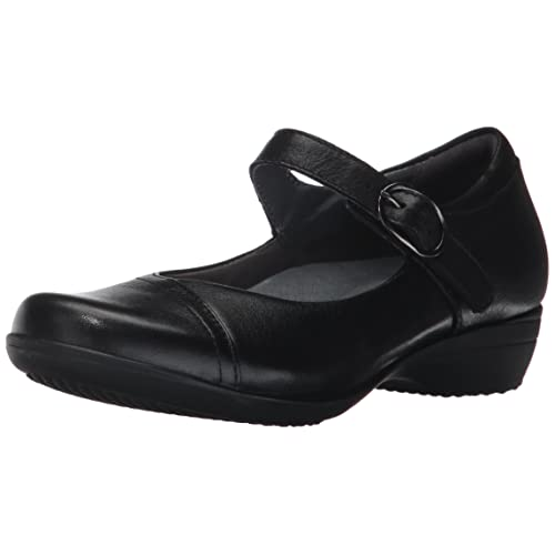 Women's Shoes Comfort Shoes Practical Black Mary Jane Style Dansko Clogs 37 Year-End Bargain Sale