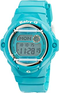 Casio Baby G Women BG169R-2B Year-Round Digital Automatic Blue Watch