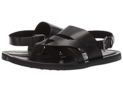 Kenneth Cole New York Ideal Sandal (Black) Men