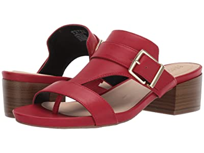 Kenneth Cole Reaction Late Buckle (Red) Women
