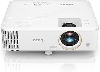 BenQ FHD 1080P 9H.JLS77.13E Projektor, Vit, En Storlek