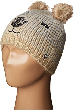 Kids Teddy Beanie (Big Kid)