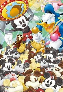 70ピース ジグソーパズル ディズニー クレーンゲーム・バトル 【プリズムアートプチ】(10x14.7cm)