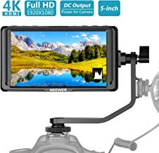 Neewer F5 5-Inch Camera Field Monitor Full HD 1920x1080...