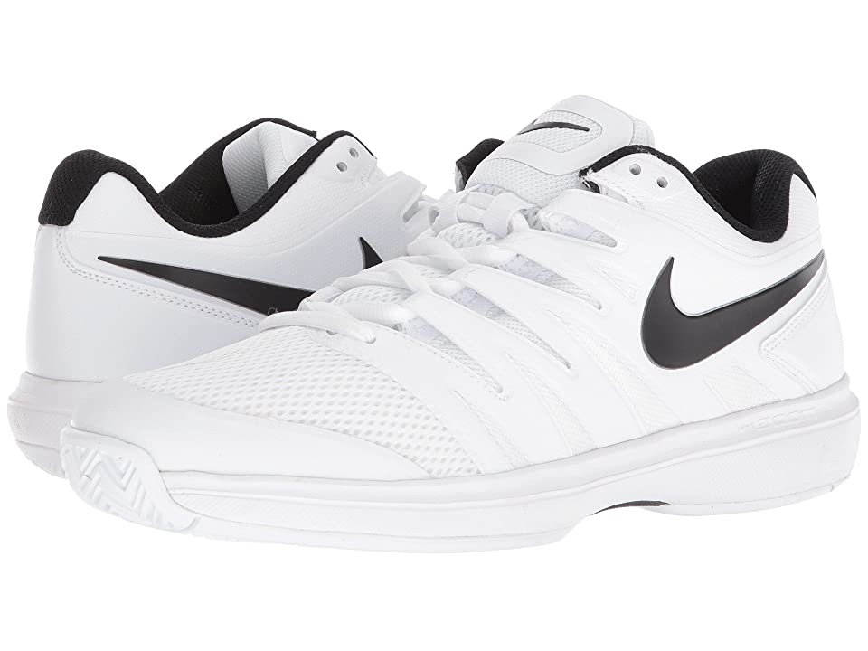 Nike Air Zoom Prestige (White/Black) Men