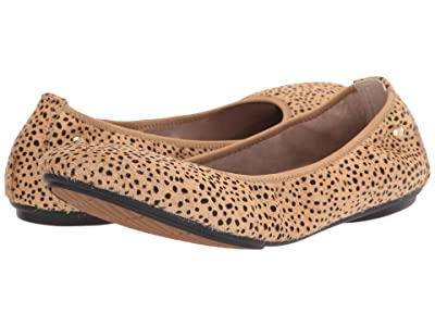 Hush Puppies Chaste Ballet (Spotted Haircalf) Women