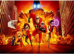 Best the incredibles backdrop Reviews