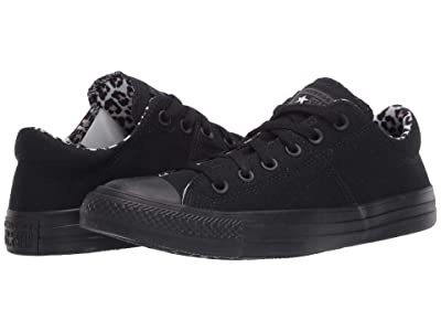 Converse CTAS Madison Ox (Black/Black/Multi) Women