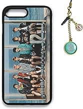 Fanstown Kpop BTS Bangtan Boys iPhone7PLUS/iPhone8PLUS case You Never Walk Alone + Album Logo Pendant (E01)