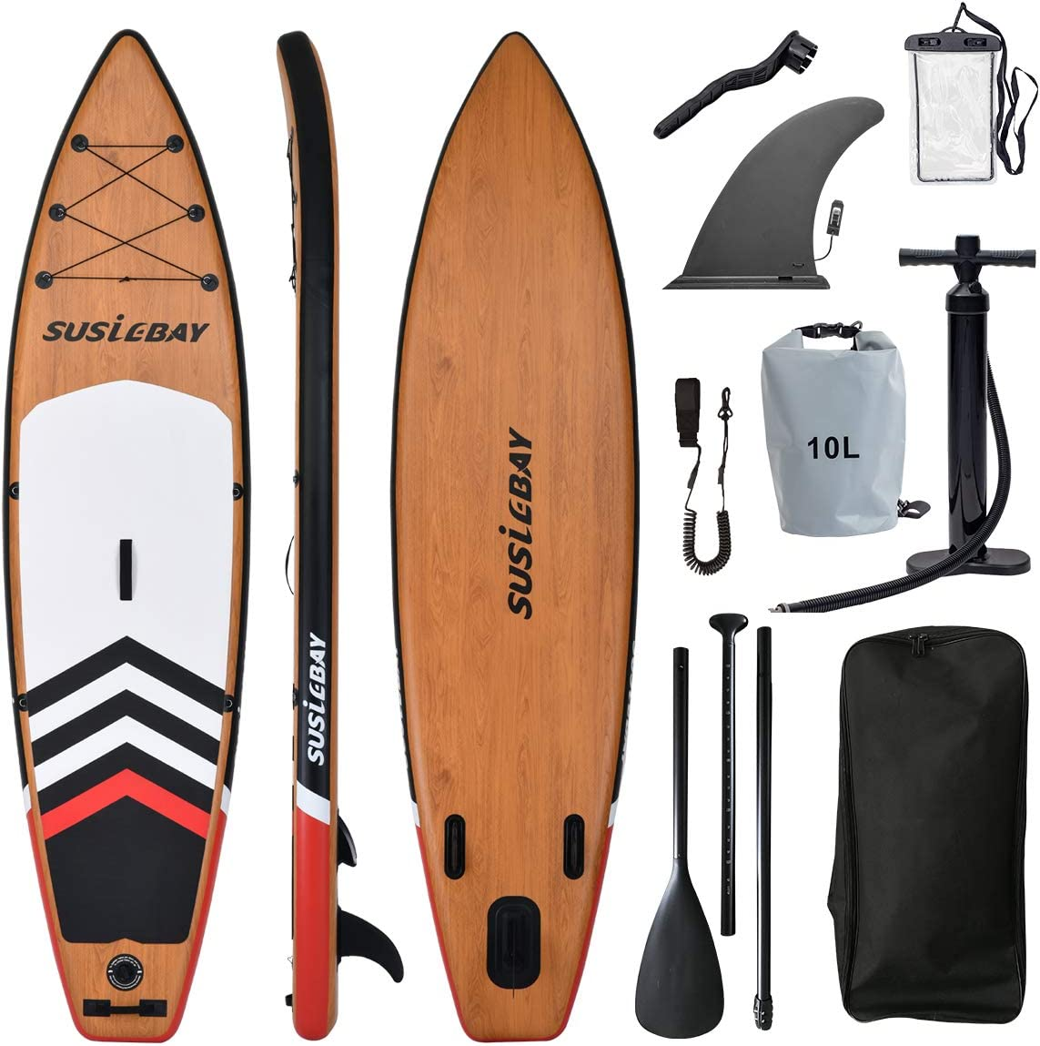 SUSIEBAY Super popular specialty store Inflatable Dealing full price reduction Stand Up Paddle Floating Boards Board Yoga