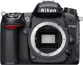 Nikon D7000 - Cámara réflex digital de 16.2 Mp (pantalla 3