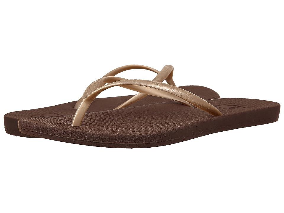 52b787e6c Reef Escape Lux (Coffee) Women s Sandals