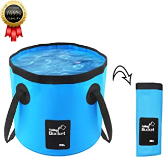 Best collapsible water bucket Reviews