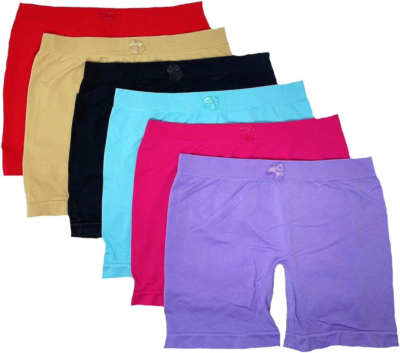 IS Little Girls Bike Shorts Dance NEW before selling Sports 6 Sale price 12 Underwear Packs