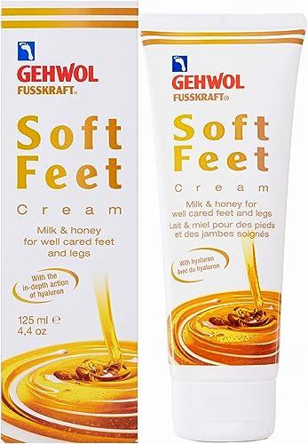 GEHWOL Soft Feet Cream, 4.4 oz