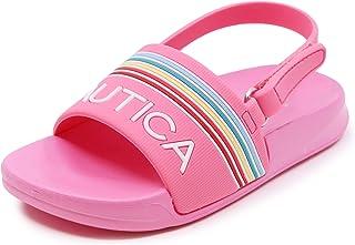 Nautica Kids Toddler-Infant Athletic Slide Pool Sandal |Boys - Girls|(Infant/Toddler/Little Kid)